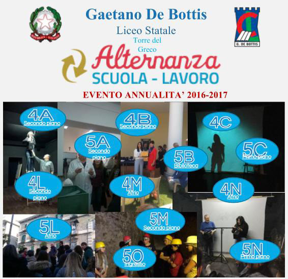 Foto e video dell'evento Asl del 30 ottobre 2017