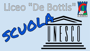 Unesco e Liceo De Bottis
